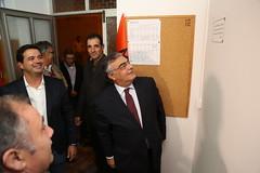 Inauguração da Sede do PSD de Alfândega da Fé