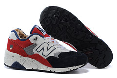 NB 580 Womens New Balance Batman Wool Black Red White Shoes (RobertThrashy) Tags: shopping discount cheap runningshoes coupon womensshoes retrostyle onlinestore newbalance580 fashionsneakers popularshoes