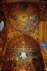 Catedral Vank (Áspero) Tags: lumix iran catedral esfahan armenian vank jolfa lx100