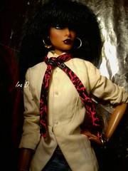 Octavia (krixxxmonroe) Tags: fashion photography wire dolls ryan d live femme mini du monroe natalia clone ira monde royalty styling krixx