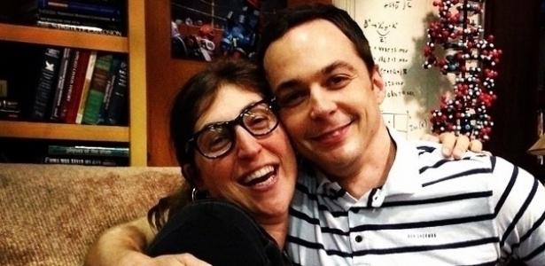 """Sheldon e Amy darão mais um passo no relacionamento em """"Big Bang Theory"""""""