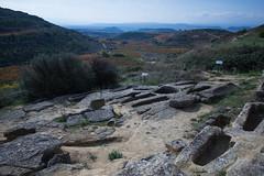 Necrópolis Santa María de la Piscina 2 (Garimba Rekords) Tags: santa de la san piscina otoño vicente rioja maría sonsierra maría peciña necrópolis