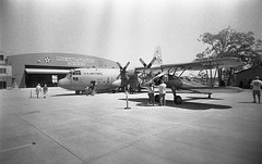 Liberty Aviation Museum 2015 (rentavet) Tags: vuws vivitarultrawideandslim rodinalstanddevelopment1200 analog