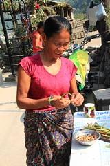 Preparing The Beans (Mabacam) Tags: nepal woman river beans rapids rafting pokhara 2015 damauli setiriver dharampani gaighat damaulibazaar setirivercamp