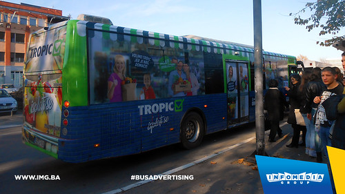Info Media Group - Tropic, BUS Outdoor Advertising, Banj Luka 11-2015 (4)