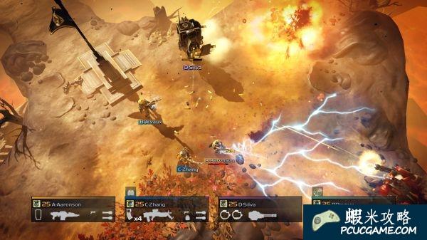 絕地戰兵 Helldivers Error無法進入遊戲怎麼辦