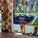 רכישת אמנות ישרות מהאמן ללא עמלות תיווך של גלריה ציורי ענק מרהיבים צבעוניים אמנות נאיבית מכירה ציורים ריאליסטים לאספנים אוהובי אמנות