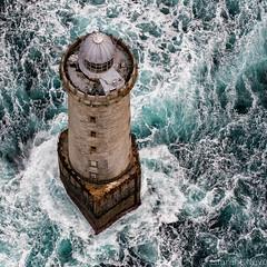 _D813320-Kéréon (Brestitude) Tags: sea mer lighthouse france brittany bretagne aerial breizh phare finistère ouessant aérien iroise fromveur kéréon brestitude ©laurentnevo2015
