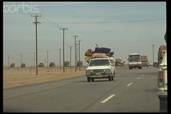 0000262495-001 (jr7een) Tags: war asia middleeast nobody transportation arabia saudiarabia persiangulfwar persiangulfstates iraqkuwaitconflict january1991 southwestasia