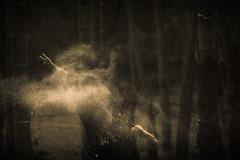 About time (Carolina Bedoya Bedoya) Tags: man landscape photography nikon time covered conceptual d3200