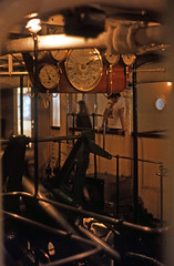 The Engine Room on board 'Maid of the Loch' . Jul'77. (David Christie 14) Tags: maidoftheloch