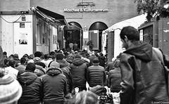Moschee Flughafenstr (josefcramer.com) Tags: street leica urban berlin monochrome 35mm germany deutschland europa europe 28mm religion streetphotography m josef 24 28 24mm 35 asph cramer 240 brgersteig einfarbig flanieren strasenfotografie