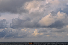 (spectrumflux) Tags: ocean sea seascape water weather clouds boats nikon marine ships aquatic 2014