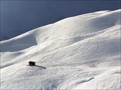 Davos (Katarina 2353) Tags: winter mountain snow alps film field landscape switzerland swiss katarinastefanovic katarina2353