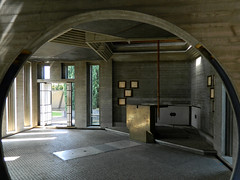 Brion Cemetery - Carlo Scarpa (Andrei Pripasu) Tags: wood cemetery architecture bronze concrete san geometry tomb chapel sacred carlo brion scarpa brionvega vito daltivole tombarchitecture architectureindetail