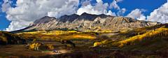 Anthracitic Range HP in Autumn (Mengzhonghua) Tags: colorado autumn anthraciticrangehp mountains aspen range