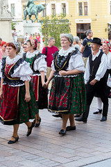 International folk dance festival, Pcs of Hungary (digoarpi1) Tags: art artist audience pecs black clothe color colorful costume country cultural culture dance decoration editorial entertaiment summer festival folk friendship fun happiness holiday hungarian hungary international musical nation people perform performance person place red region show traditional travel village white august