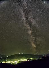 Milky Way (n.pantazis) Tags: sky milkyway stars starry night lights dark akrata ogps1 pentaxks2 tamron longexposure astrophotography