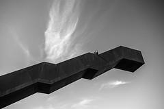 Stairway To Heaven (Tom Cuppens) Tags: vlooybergtoren tieltwinge tielt vlaanderen vlaamsbrabant trap belgie belgium belgique