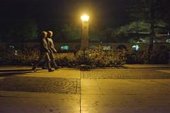 rumore (miriam.lonardi) Tags: fujifilm fujifilmxt10 fuji fujinon fujinonxc1650mm lago lagodigarda lungolago lazise notte passanti figure rumore lampione cane passeggiata passeggiatanotturna