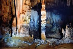 Hoq cave stalagmite (indomitablemachine) Tags: cave hoq socotra stalagmite yemen hadhramautgovernorate ye