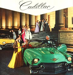 1950s Cadillac Ad (Christian Montone) Tags: ads advertising vintageads adverts vintage print printads 1950s midcentury