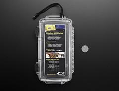 Large waterproof OtterBox - 3000 (adafruit) Tags: adafruit pid339 otterbox largebox storage projectstorage waterproof storagecases cases heavydutycases projects crushproof outdoor