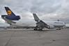 Lufthansa Cargo MD-11F; D-ALCB@FRA;19.10.2016 (Aero Icarus) Tags: frankfurtinternationalairport fra plane avion aircraft flugzeug eddf rheinmainflughafen planespotting aeroplane lufthansacargo md11f dalcb md11 trijet fteighter