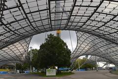 Even More shapes (pringle-guy) Tags: nikon munich munchen deautschland germany football soccer bayern bayernmunich olympic olympicgames olympicstadium olympicpark