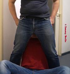 self3162 (Tommy Berlin) Tags: men jeans levis