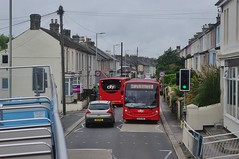 Through The City Suburbs (Better Living Through Chemistry37) Tags: route8 plymouth plymouthcitybus pcb wj65hmc 148 alexanderdennis enviro enviro200 b3214 laira buses busessouthwest busesuk transport transportation vehicles vehicle psv publictransport e20d