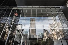 Babylon mirror (Icker_Malabares) Tags: museumofmodernart moma newyorkcity newyork nyc manhattan midtown babylonmirror modernbabylon reflections urbanlandscape architecture modernart