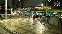 Tokyo=390 (tiokliaw) Tags: anawesomeshot blinkagain creations discovery explore flickraward greatshot highquality inyoureyes japan outdoor perspective recreaction scenery travelling walkway