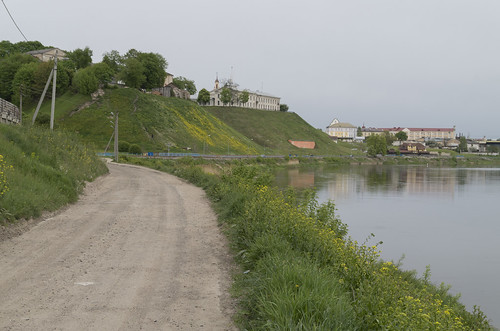 Left bank of Neman River, 03.05.2014.