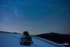 Black Mountain Stars (kevin-palmer) Tags: bighornmountains bighornnationalforest winter december night sky stars starry astronomy astrophotography dark nikond750 tamron2470mmf28 pine tree blackmountain peak fence orion clear blue snow snowy cold frigid nightscape astrometrydotnet:id=nova1850104 astrometrydotnet:status=failed