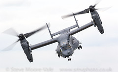 CV-22 Osprey (Steve Moore-Vale) Tags: cv22bosprey military mildenhall raf fairford riat royal international aircraft air tattoo royalinternationalairtattoo aviation airplanes aeroplane vtol
