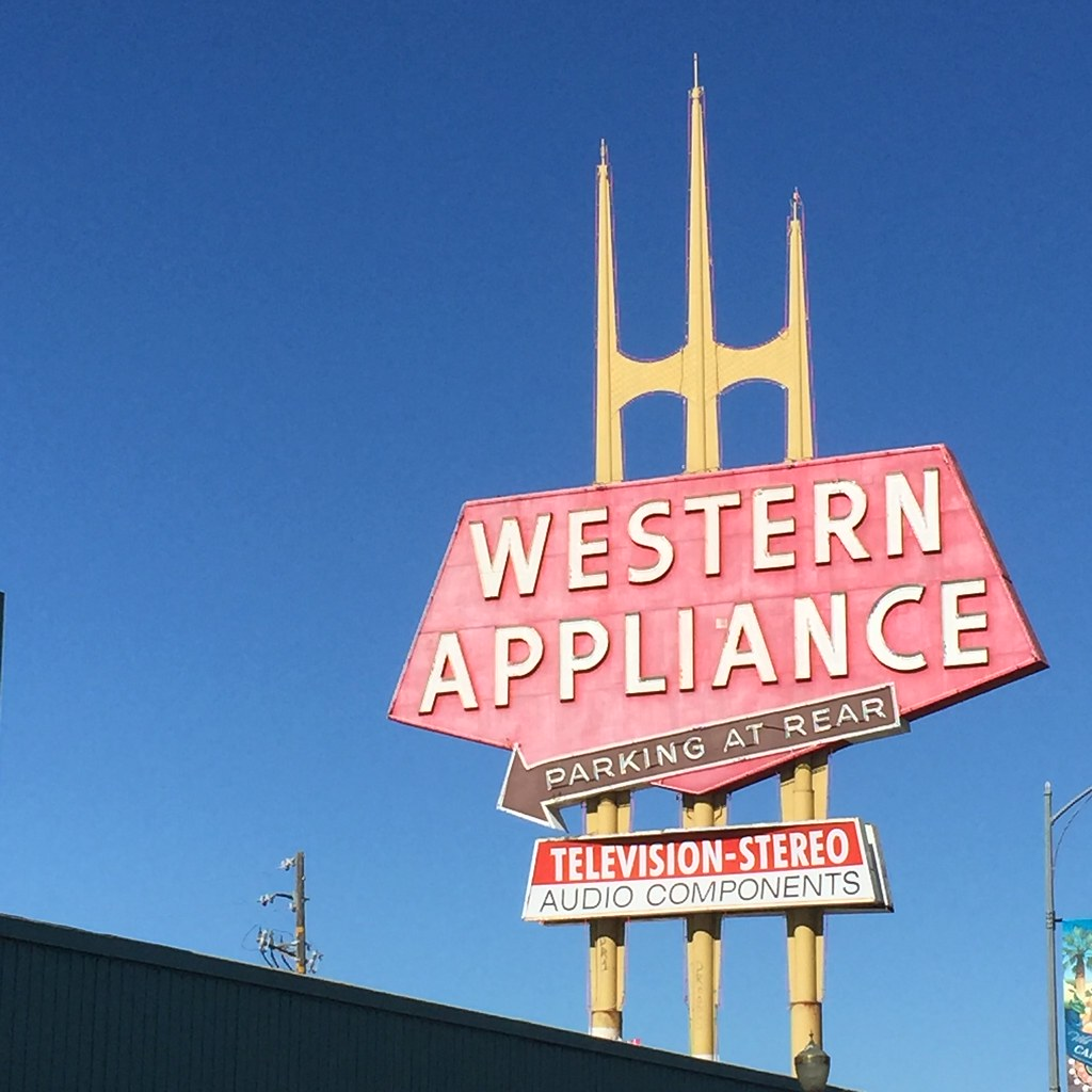 The World's Best Photos of googie and signs - Flickr Hive Mind