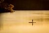 November Paddle Boarder at Shawnee Mission Park (d_russell) Tags: autumn canon5dmarkiii ef24105f4 fall shawneemissionpark