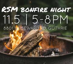 Students! Don't forget the RSM Bonfire is tomorrow! #rsm #edmondstudents #redemptionstudents #edmond #redemptionokc (rcokc) Tags: students dont forget rsm bonfire is tomorrow edmondstudents redemptionstudents edmond redemptionokc