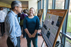 Research Poster Session (Oberlin College) Tags: oberlincollege sciencecenter officeofundergraduateresearch