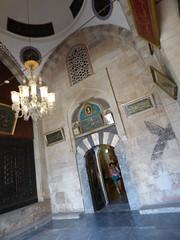 Konya - Mevlana Turbesi, shrine entrance (damiandude) Tags: rumi dervish sufi