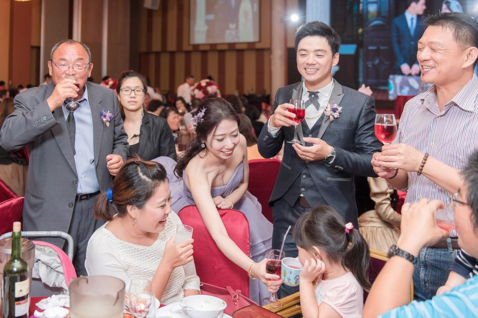 台南婚攝 婚禮紀錄 情定婚宴城堡 C & M 160