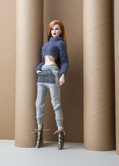 Urban_streetwear_01s (doll_enthusiast) Tags: integrity toys luchia z fashion royalty fr2 fabulous fields dolls doll photohrapgy shoes