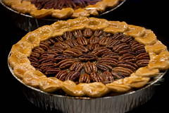 Pecan Pie (cuppyuppycake) Tags: pecan pie dessert harrods pastry