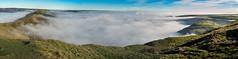 Castleton 261116-6074_stitch (RobinD_UK) Tags: mam tor castleton peak district edale temperature inversion clouds