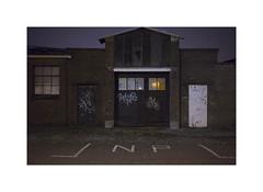 ** (ha*voc) Tags: canon6d canon35mmf2is urban urbanfragments night haarlem dark
