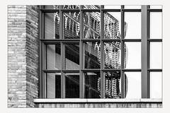 Wattenfabriek detail2 (Line Timmermans) Tags: publicspace publiekeruimte library bibliotheek wattenfabriek herzele space ruimte architecture architectuur linetimmermans