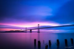 Long Exposure Study December (Wilson Lam {WLQ}) Tags: sunrise sanfrancisco baybridge longexposure leefilter sa