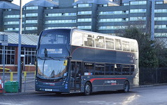 National Express West Midlands service 900 - renumbered X1 (paulburr73) Tags: poolmeadow coventry x1 servicex1 renumbered renumbering birmingham midlands nxwm nationalexpress westmidlands 900 19852016 december 2016 platinum express limitedstop bus busstation adl alexanderdennis mmc enviro400 yx15oyc