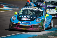 Photo of James Sutton, James Sutton, Porsche Carrera Cup